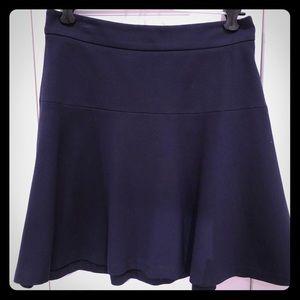 Banana Republic bell mini skirt - size 0P